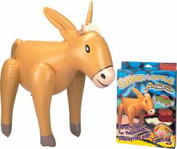 Shake a Little Ass Inflatable Donkey
