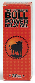 Bull Power Delay Gel; 30ml