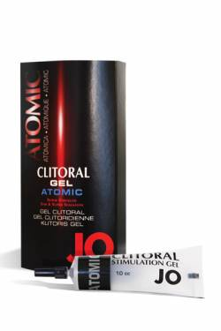 JO Clitoral Stimulation Gel Atomic
