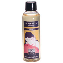 SHIATSU EDIBLE OIL VANILLA 100 ML