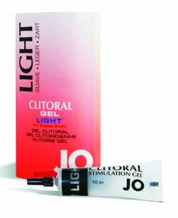 SYSTEM JO Clitoral Light Gel 5ml