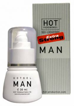 HOT MAN PHEROMONGEL 'extra strong'