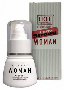 HOT WOMAN PHEROMONGEL 'extra strong'