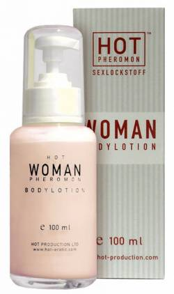 HOT WOMAN PHEROMONBODYLOTION