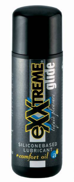 Exxtreme Glide - siliconebased lubricant + comfort oil a+ (i