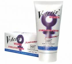V-Activ STIMULATION CREAM for WOMEN (in 5er Einheiten geschr