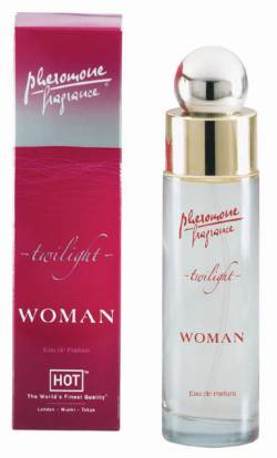 HOT WOMAN PHEROMONPARFUM 'twilight'