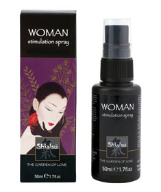 GEISHAS DREAM, stimulation spray - 50ml
