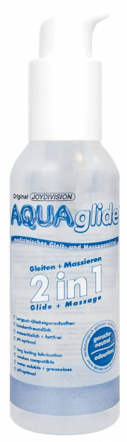 AQUAglide '2 in 1', 125 ml