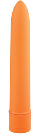 BasicX multispeed vibrator Orange 7inch