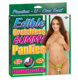 EDIBLE CROTCH GUMMY PANTIES WAT