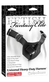 FF Elite Universal Heavy Duty Harness