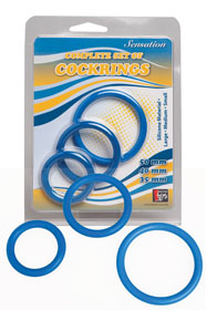 Complete Set of Cockrings