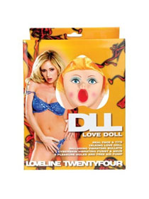 Love Doll Blonde