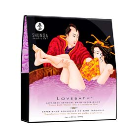 Love Bath Sensual Lotus