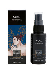 MAN POWER , power spray - 50ml