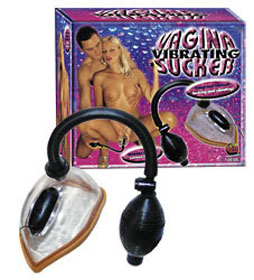Vagina Sucker mit Vibration
